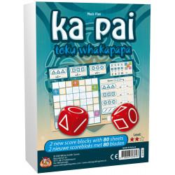 Ka Pai: Toku Wakapapa Score Blocks