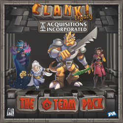 Clank! Legacy: Acquisitions Incorporated – The C Team Pack