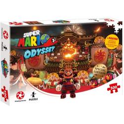 Super Mario Odyssey Bowser's Castle Puzzel (500 pcs)