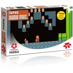 Super Mario Bros - Undergroud Adventures Puzzel (500 pcs)