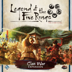 Legend of the Five Rings: The Card Game – Clan War