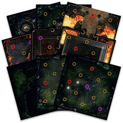 Dark Souls Darkroot Basin & Iron Keep Tile Set