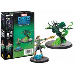 Marvel: Crisis Protocol – Loki and Hela