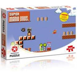 Super Mario Bros - High Jumper (500)