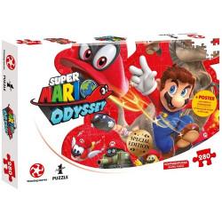 Super Mario Odyssey Mario and Cappy (280)