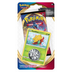 Pokémon Sword and Shield Checklaneblister Gossifleur