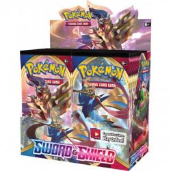 Pokémon Booster Sword & Shield