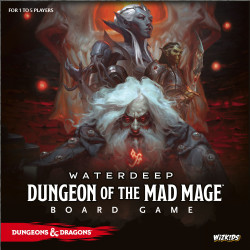 Dungeons & Dragons: Waterdeep – Dungeon of the Mad Mage (Deluxe)