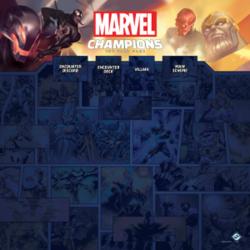 Marvel Champions: Play Mat