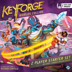 KeyForge: Worlds Collide