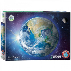 Save the Planet! Our Planet puzzle (1000)