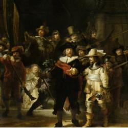 De Nachtwacht - Rembrandt van Rijn puzzle (Rijksmuseum) (210)