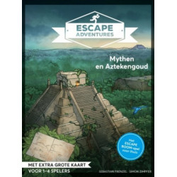 Escape Adventures - Mythen en Aztekengoud