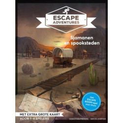 Escape Adventures - Sjamanen en Spooksteden