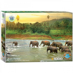 Save the Planet! Rain Forest puzzle (1000)
