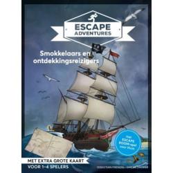 Escape Adventures - Smokkelaars en Ontdekkingsreizigers