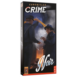 Chronicles of Crime: Noir (Dutch)