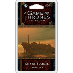 A Game of Thrones: The Card Game (Second Edition) – City of Secrets