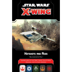 Star Wars: X-Wing (Second Edition) – Hotshots and Aces...