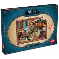 Harry Potter Hogwarts Puzzel (1000)