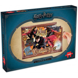 Harry Potter Quidditch Puzzle (1000)
