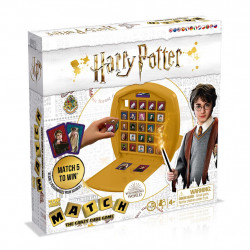 Harry Potter Match: The Crazy Cube Game