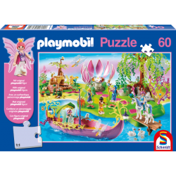 Playmobil, A Magical World, 60 pieces - Puzzle
