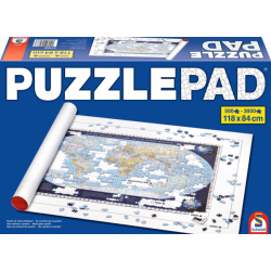 Puzzlepad - roll up puzzle mat - 500-3000 pieces