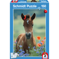 My beloved Foal Puzzle (150)