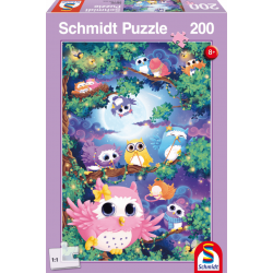 In Owl Wood puzzle (200)