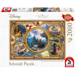 Disney Dreams Collection puzzle (2000)
