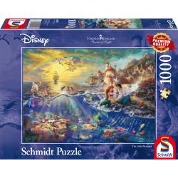 The Little Mermaid Ariel Puzzle (1000)
