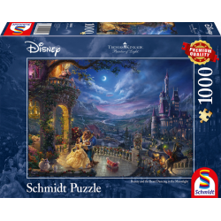 Disney Beauty and the Beast puzzle (1000)