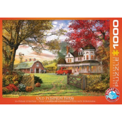 Old Pumpkin Farm puzzle - Dominic Davison (1000)