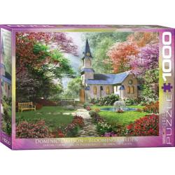Blooming Garden Puzzle - Dominic Davison (1000)
