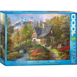 Nordic Morning Puzzle - Dominic Davison (1000)