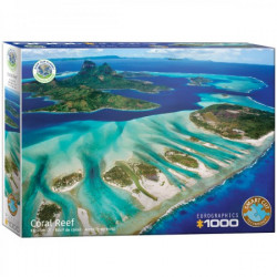 Save the Planet! Coral Reef Puzzle (1000)