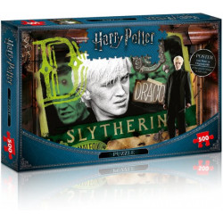Harry Potter Slytherin Puzzle 500pc