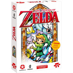 The Legend of Zelda Link Waker puzzle (360)