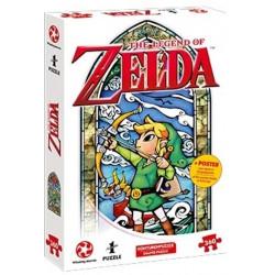 The Legend of Zelda Link Hero's Bow puzzel (360)