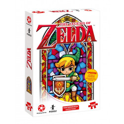 The Legend of Zelda Link The Hero of Hyrule puzzle (360)