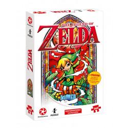 The Legend of Zelda Link Wind's Requiem puzzel (360)