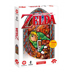 The Legend of Zelda Link Adventurer puzzle (360)