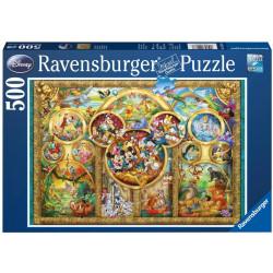 Disney Family Puzzle (500)