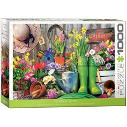 Garden Tools Puzzle (1000)