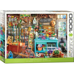 The Potting Shed puzzel (1000)