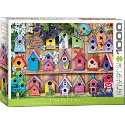 Home Tweet Home puzzle (1000)
