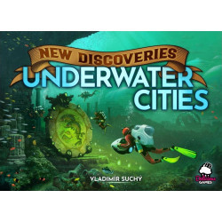 [Damaged] Underwater Cities: New Discoveries