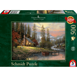 A Peaceful Retreat, puzzle (500)