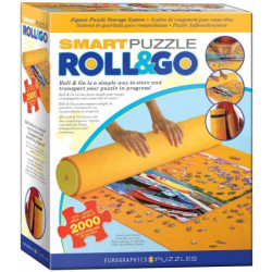 Smart Puzzle Roll & Go Mat